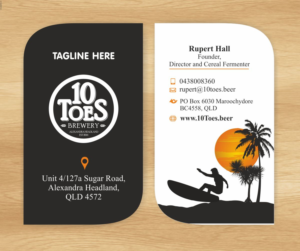 Brewery business card designs 6 brewery business cards to browse brewery business card design by inesero colourmoves