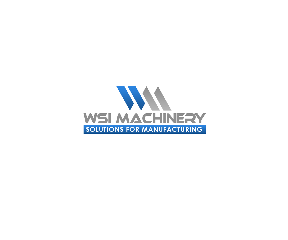 Logo design for wood werks supply inc wsi machinery by for Industrial design company