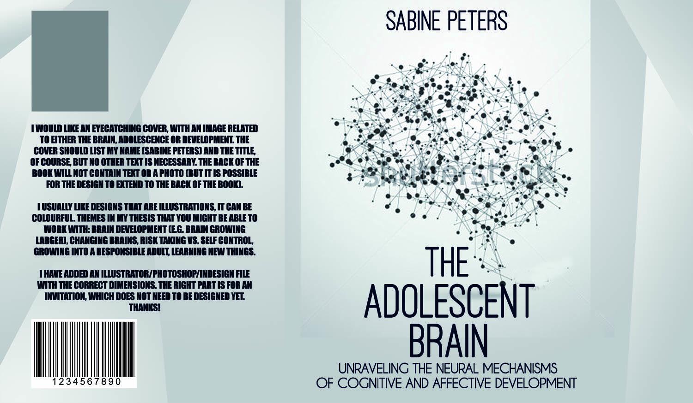 University Book Cover Design : Elegant serious university book cover design for a