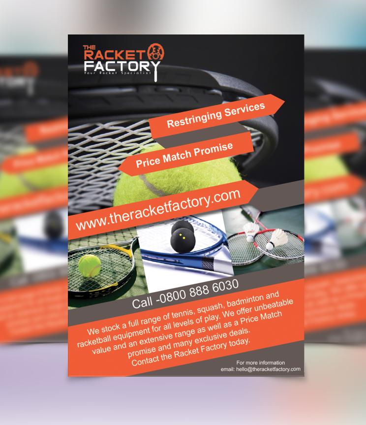 Poster Design By D4 Design Concepts For Community Tennis Association |  Design #7807402