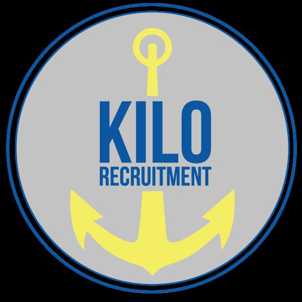Professional Upmarket Industry Logo Design For Kilo Recruitment By