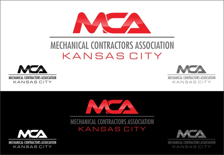 Bold playful construction logo design for mechanical for Mca construction