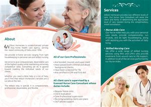 147 Serious Upmarket Healthcare Brochure Designs for a Healthcare ...