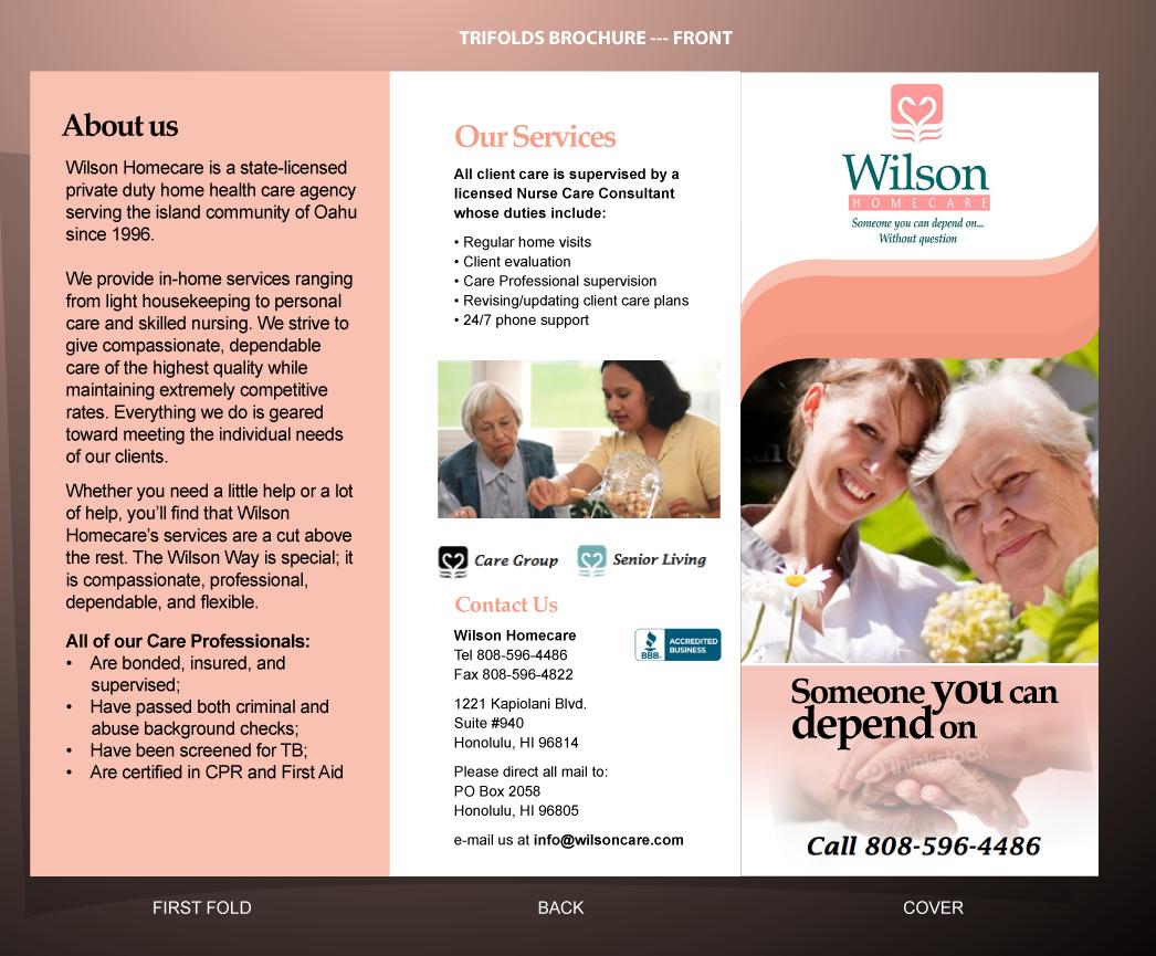 home health care brochure pdf