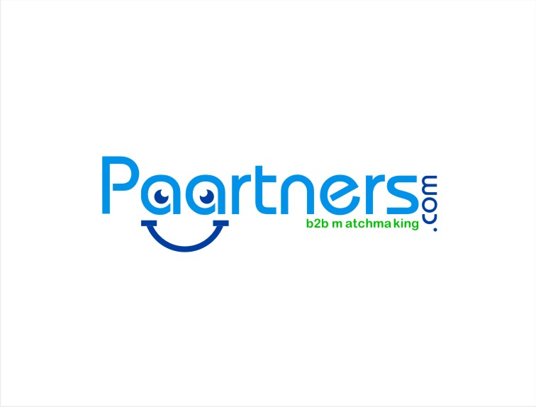 Bold, Serious, Business Directory Logo Design for Paartners com by
