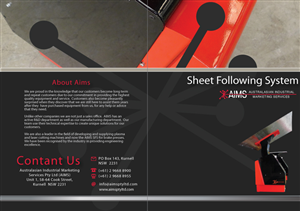 Brochure Design Contest Submission #396454