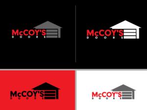 Logo Design by Hsi Graphics  sc 1 st  Logo Design - DesignCrowd & 134 Serious Modern Garage Logo Designs for McCoy\u0027s Doors a Garage ...