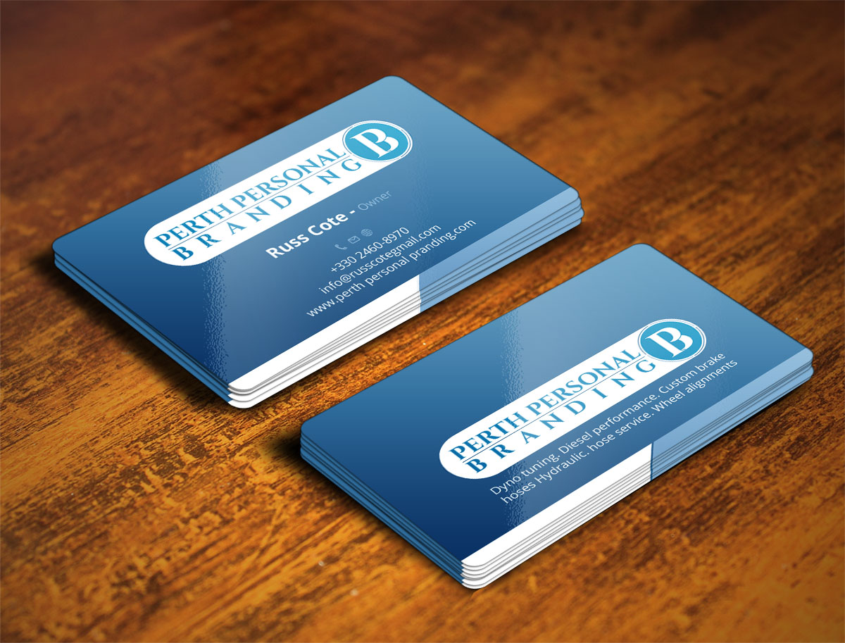 Business Card Design By Xeneration For This Project 7833165