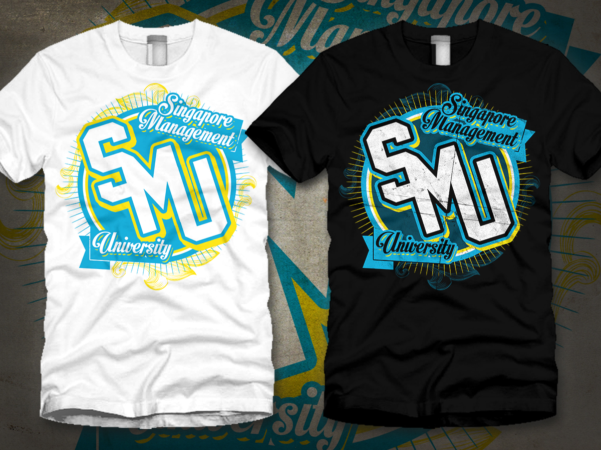 Design t shirt online singapore - T Shirt Design By Creap For Varsity T Shirt Design Project Design