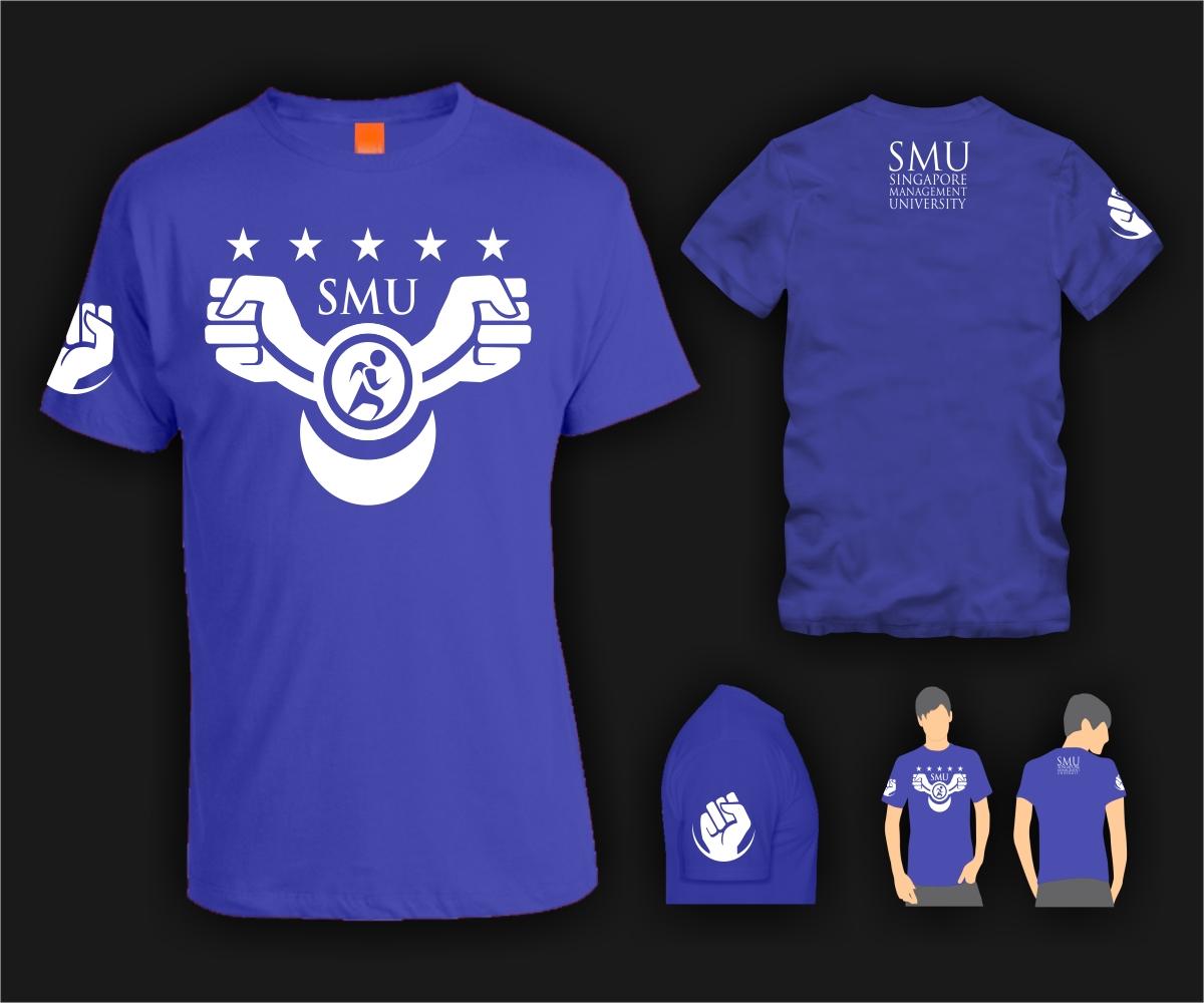 Design t shirt university - Elegant Playful T Shirt Design For Company In Singapore Design 1968872