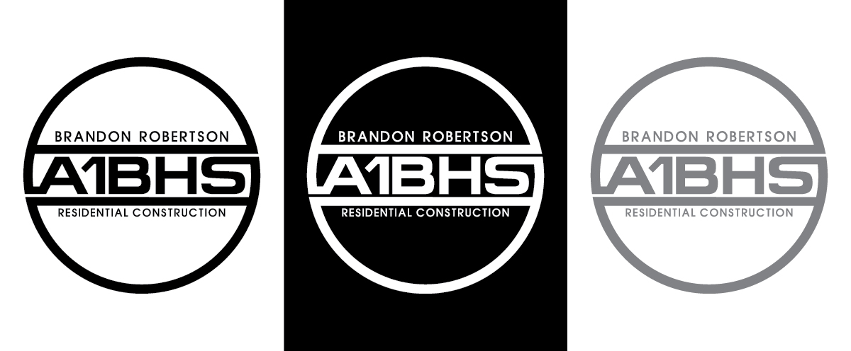 elegant playful residential construction logo design for i want rh designcrowd com