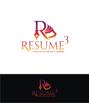 logo design design 7813257 submitted to resume writing business logo needed closed