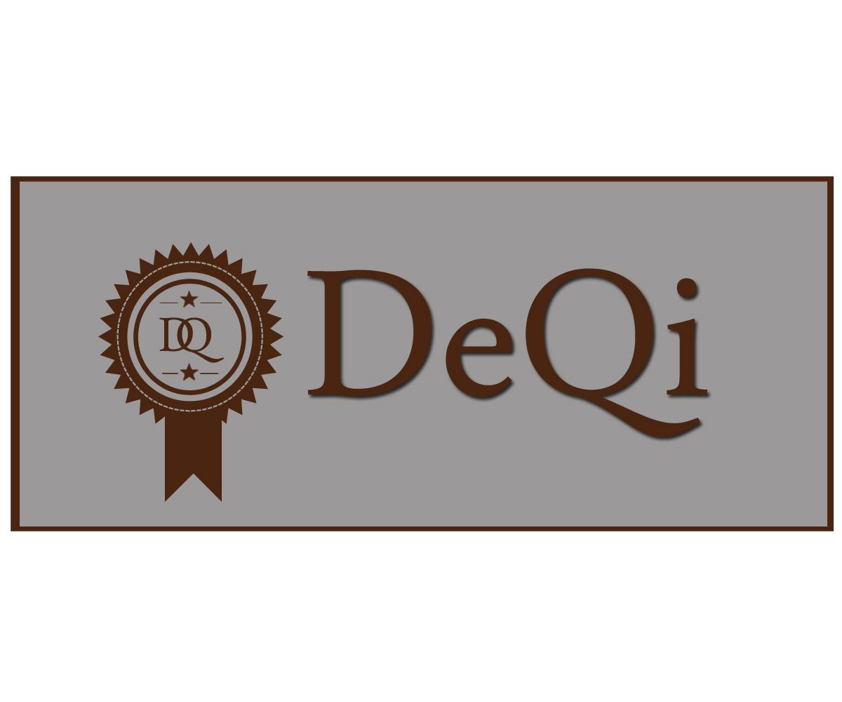 "Elegant, Serious, Textile Logo Design for ""DeQi"" (for the ..."