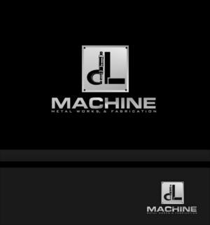 machine shop logo. logo design (design #7955508) submitted to metallic for machine shop (closed c