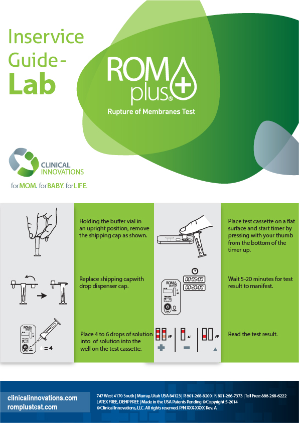 Modern professional medical equipment brochure design for Medical product design companies