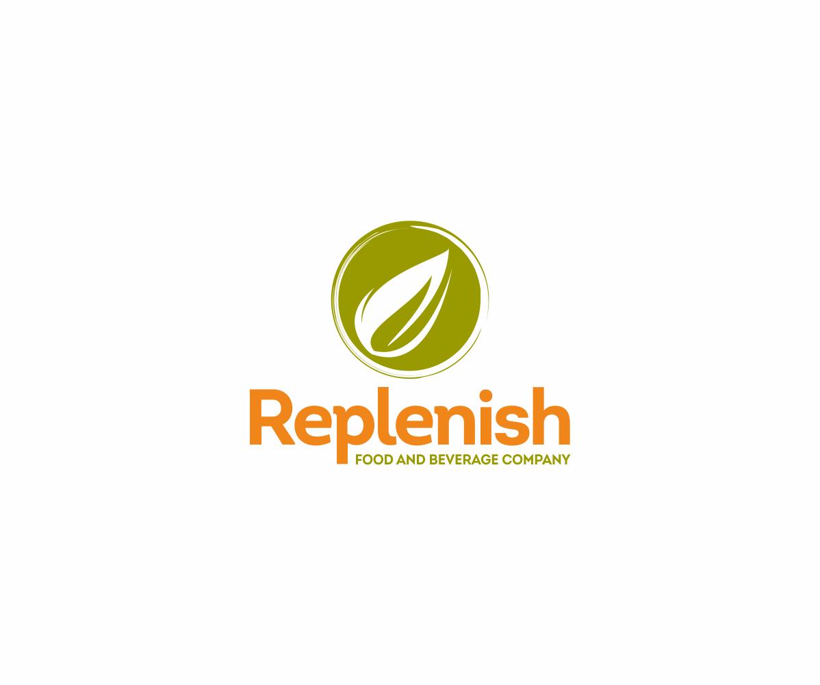 Modern, Professional, It Company Logo Design for Replenish