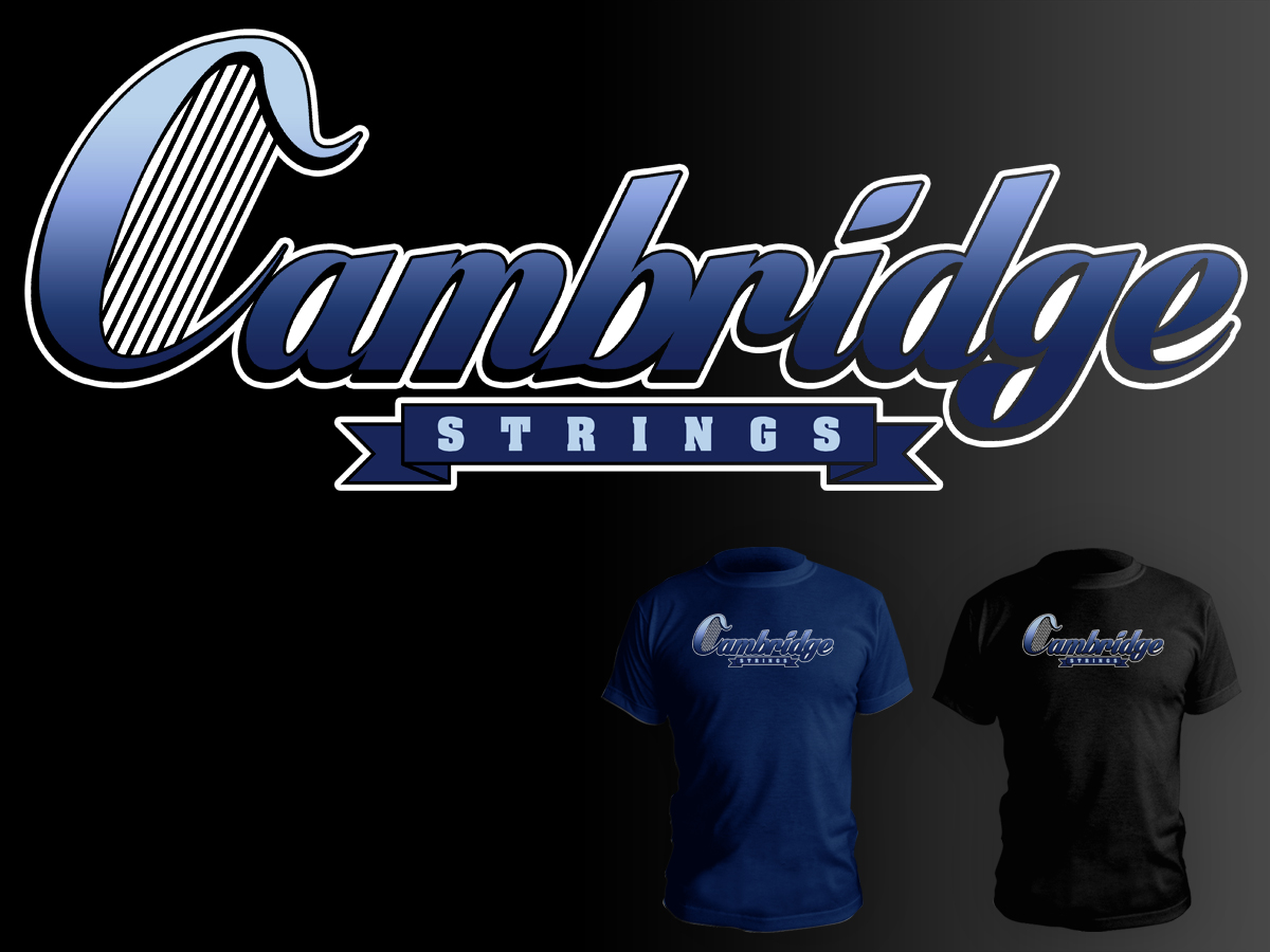 Orchestra Shirt Designs | High School T Shirt Design For Cambridge Strings By Stierney
