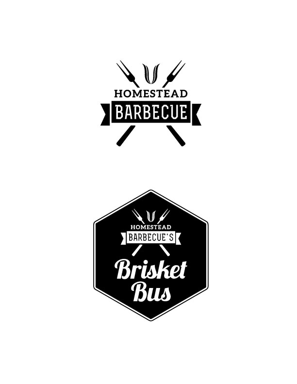 Logo Design by eeshu for Logos for Food Truck u0026 BBQ Business - Design ...