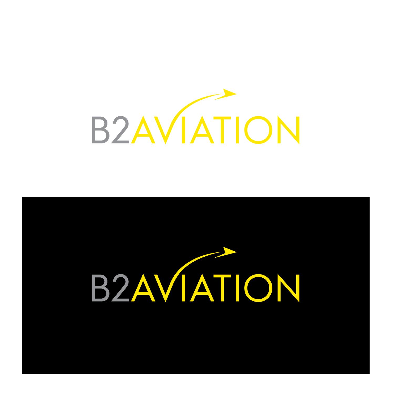 Upmarket masculine travel logo design for b2 aviation for Logo creation wizard