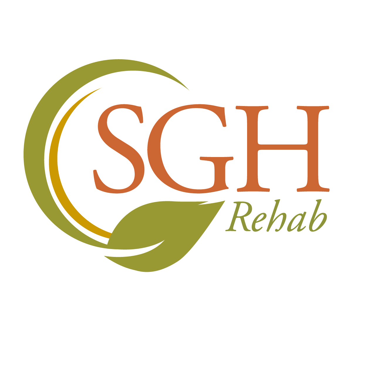 Elegant, Personable, Nursing Home Logo Design for SGH Rehab by ...