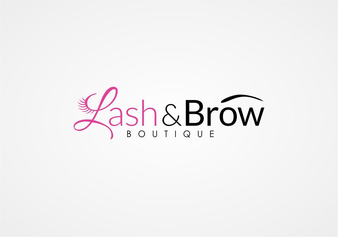 Logo Design by ESolz Technologies for 'Lash & Brow Boutique' needs an logo  design