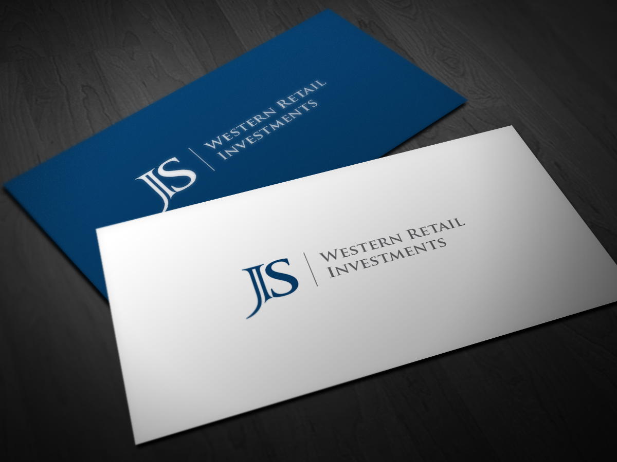 Bold serious real estate logo design for js western retail bold serious real estate logo design for a company in united states design 1939635 reheart Image collections