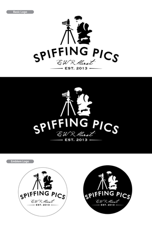 Logo Design by NY MAMMOTH - Spiffing Pics