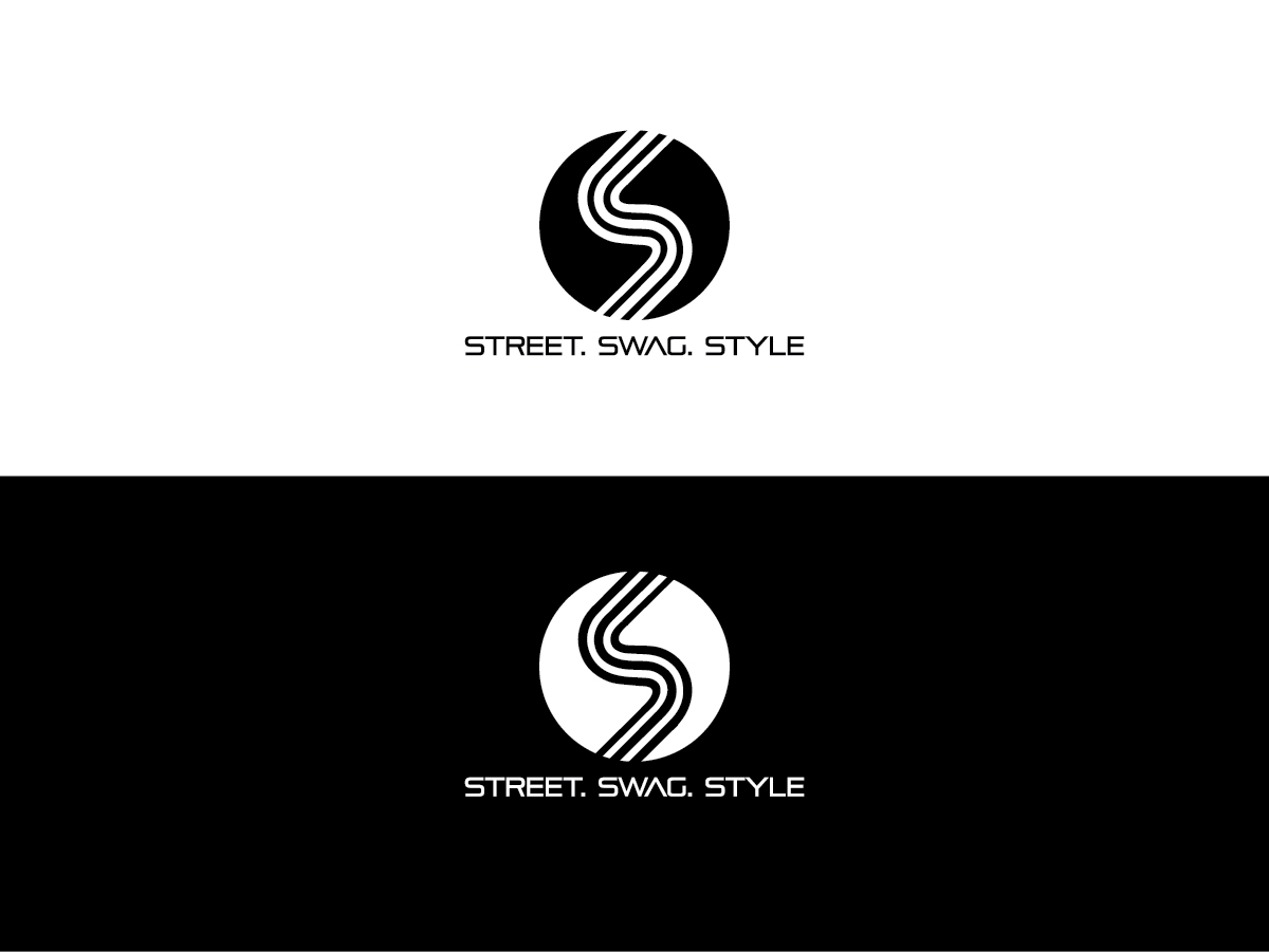 clothing logo design for sss logo street swag style by