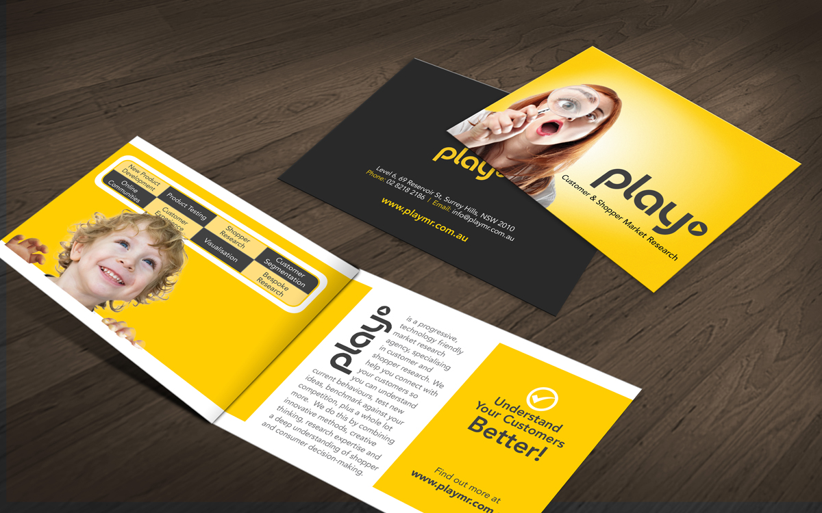 31 modern brochure designs it company brochure design project for