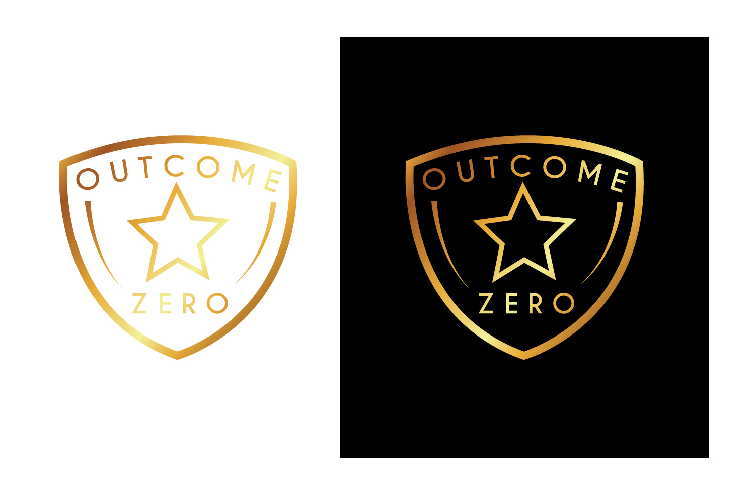 Logo design for outcome zero by wizard of art design for Logo creation wizard