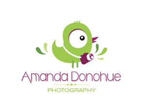 Logo Design job – Logo Design for Amanda Donohue Photography – Winning design by HOPE