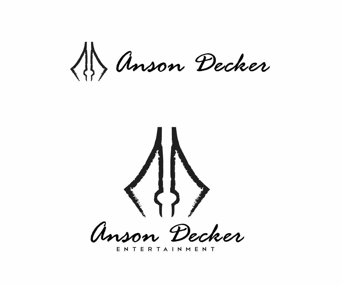 Poet Author Creative: 311 Modern Upmarket Business Logo Designs For Anson Decker