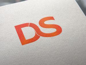 Ds Graphic logo design