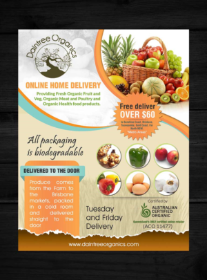 fruit flyer designs 20 flyers to browse