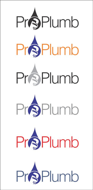 Logo Design by artistkuki - Pro Plumb