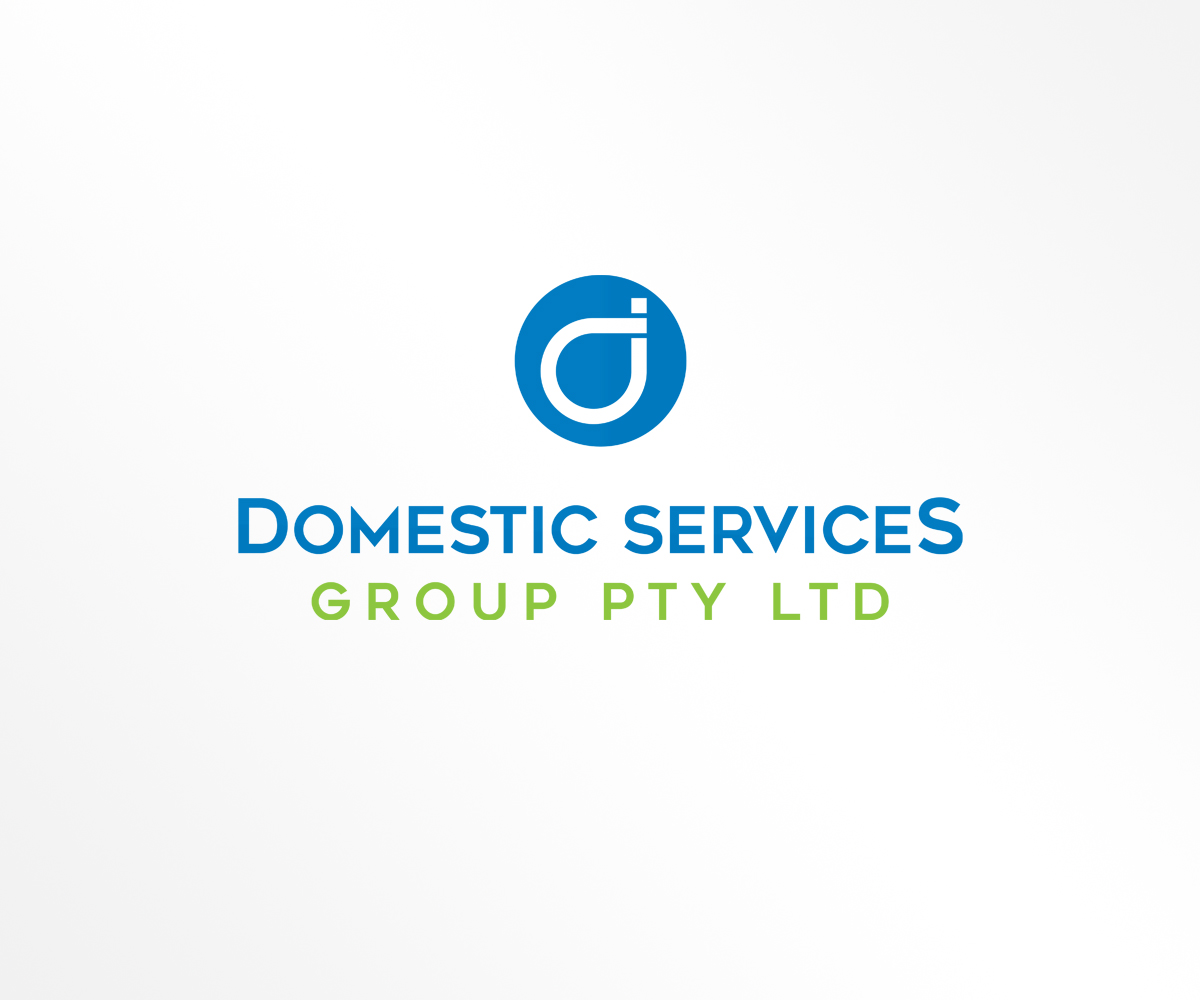 Colorful modern trade logo design for domestic services for Outer space design group pty ltd