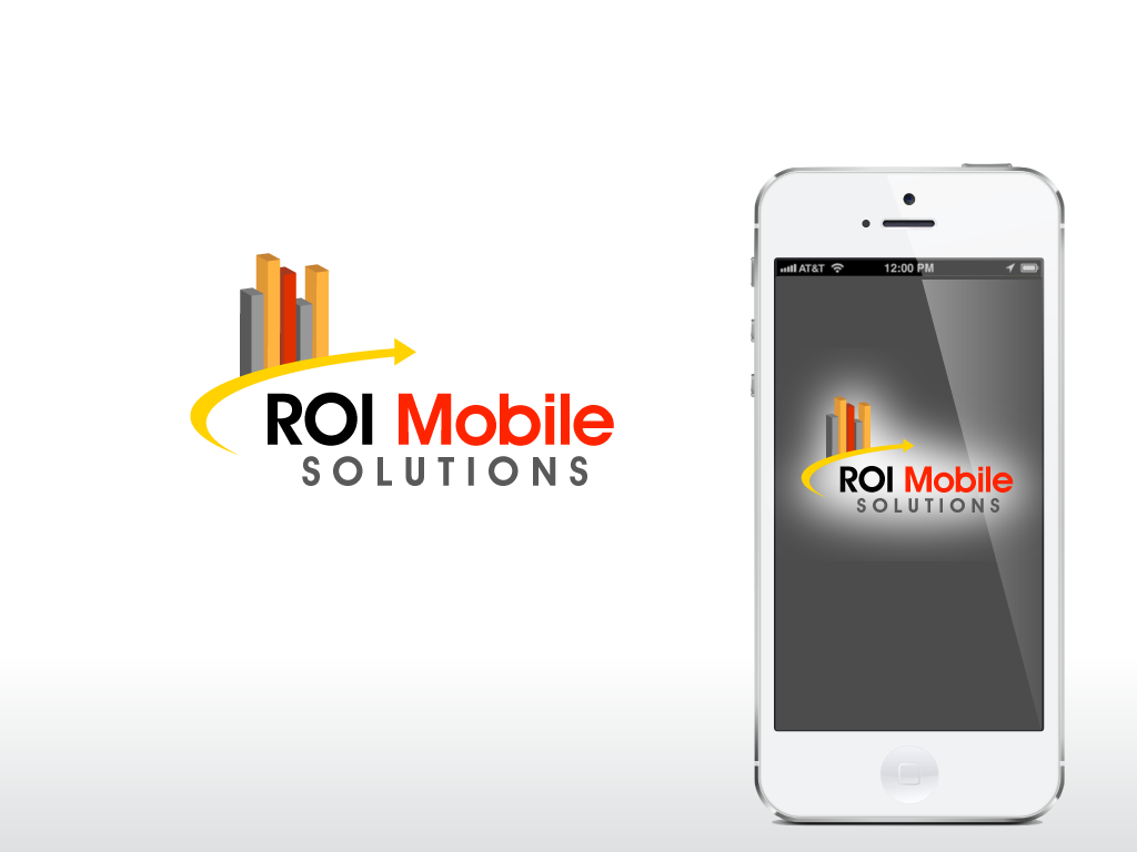 Bold professional building logo design for roi mobile for Professional building designer
