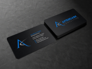 Letter a business card designs 4 letter a business cards to browse afterdark holdings business card design by creations box 2015 colourmoves