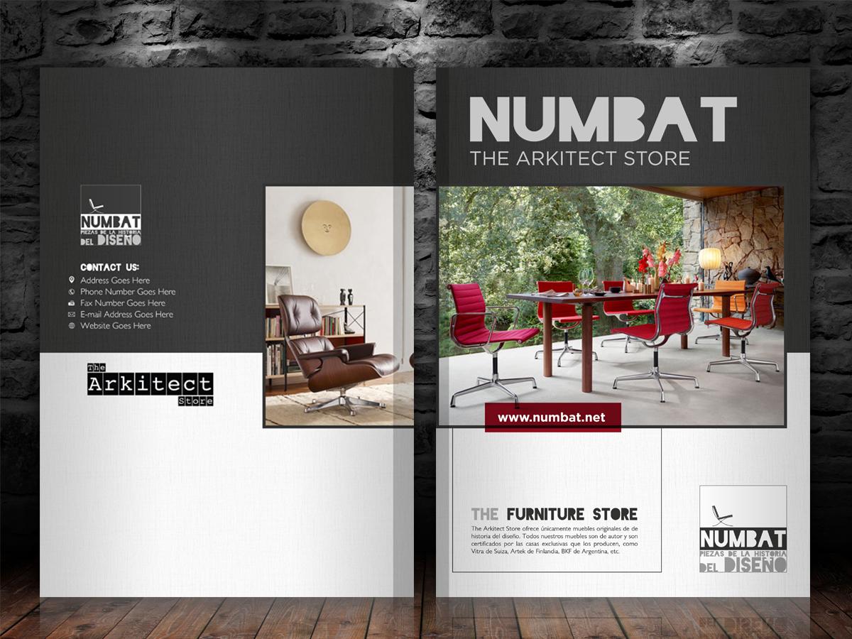 Conservative upmarket catalogue design for nelson riofrio by sd web creation design 7993123 for Catalogue staff decor pdf