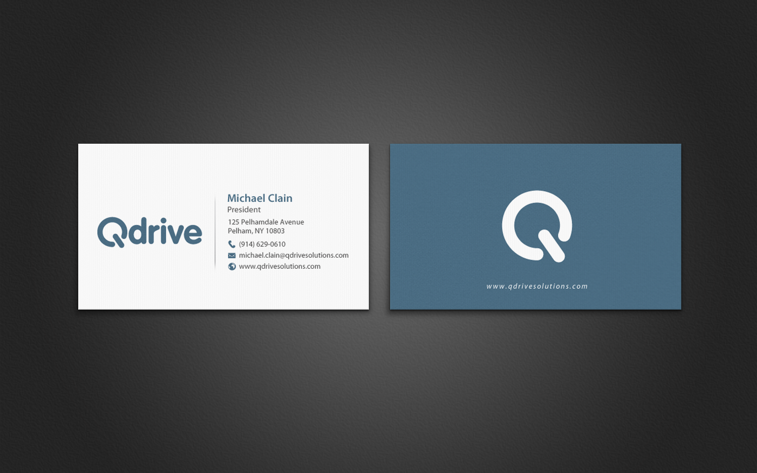 Upmarket, Bold, Business Business Card Design for a Company by ...