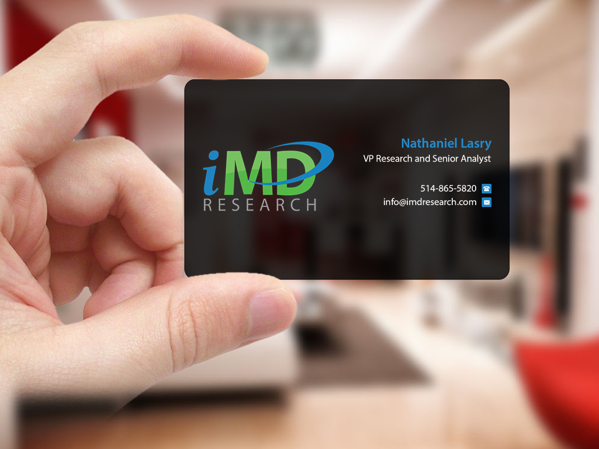 Elegant, Playful, Medical Business Card Design for a Company by ...