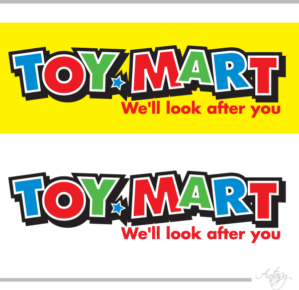 31 Logo Designs Store Logo Design Project For Toy Mart