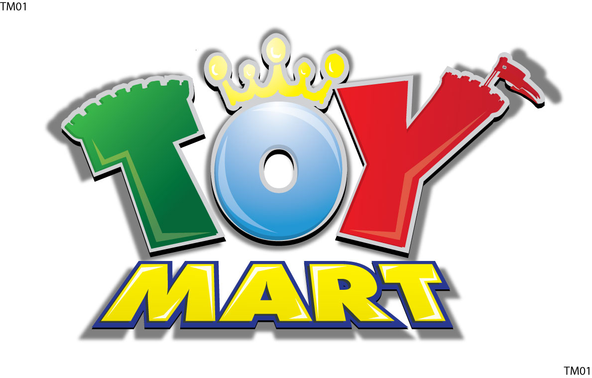Toy Store Logo : Store logo design for toy mart by concept creation c