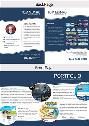 Resume Design by Oxygen Creatives