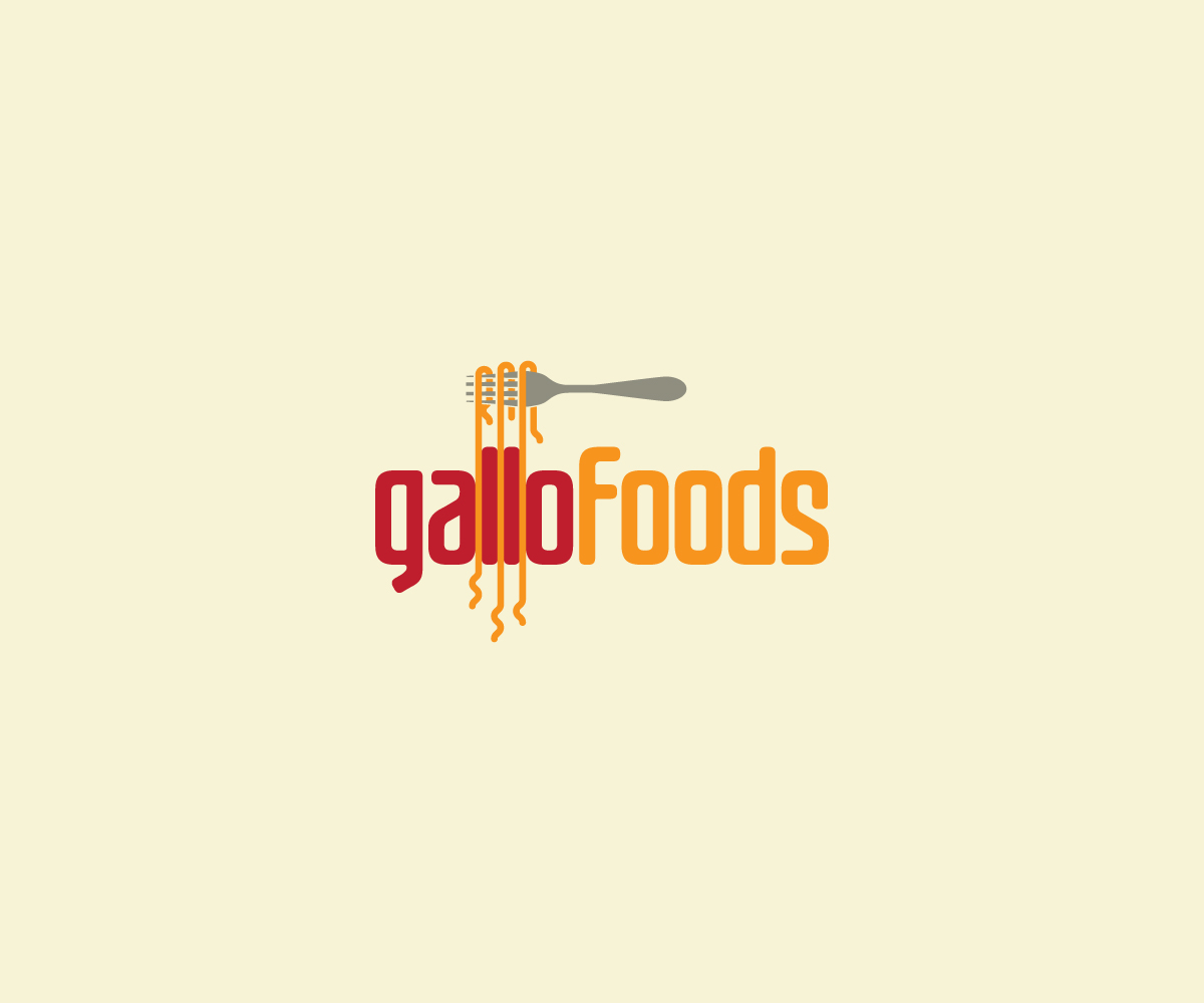 Serious, Modern, Restaurant Logo Design for Gallo Foods by Neil