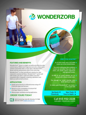 28 Serious Professional Flyer Designs for a business in United States