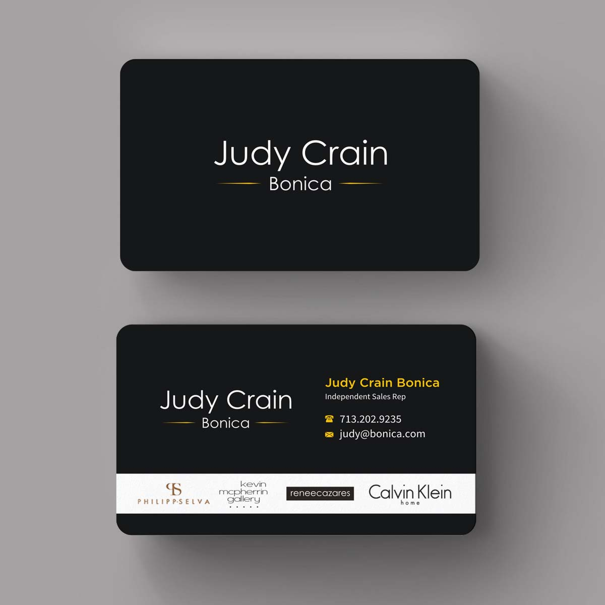 Business Card Design by INDIAN_Ashok | Design #7983393
