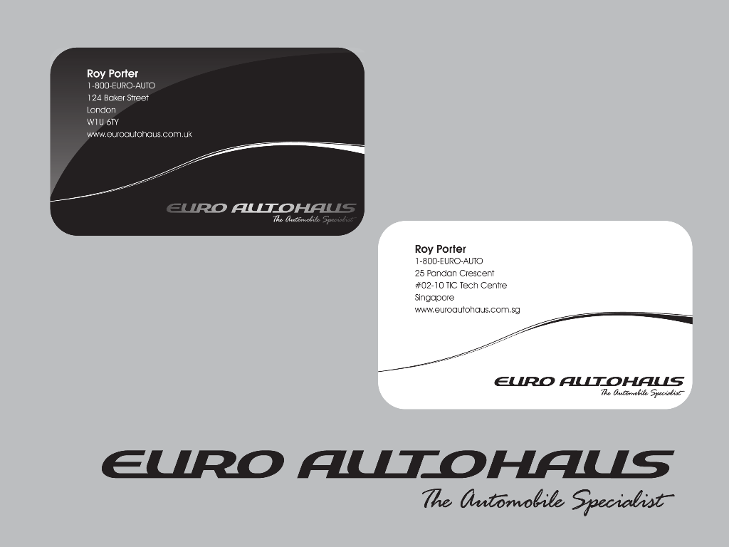 Serious, Professional, Printing Name Card Design for a Company by ...