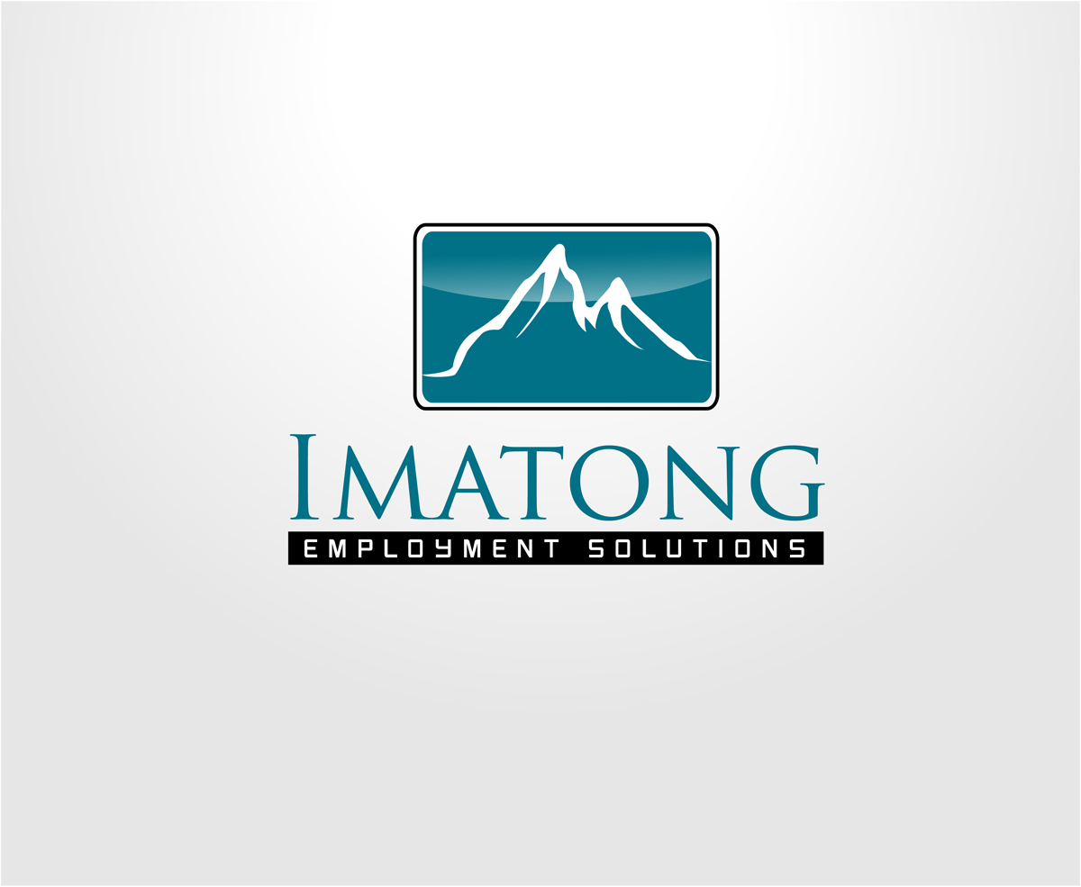 Elegant playful it company logo design for imatong for Design firm jobs