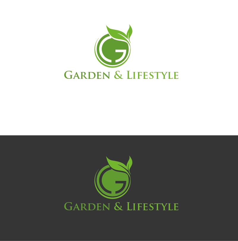 Elegant upmarket home and garden logo design for garden Homes and gardens logo